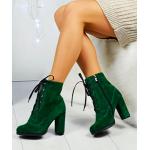Зимние ботинки и ботильоны