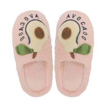 """Детские тапочки """"Avocado"""" розовые"""