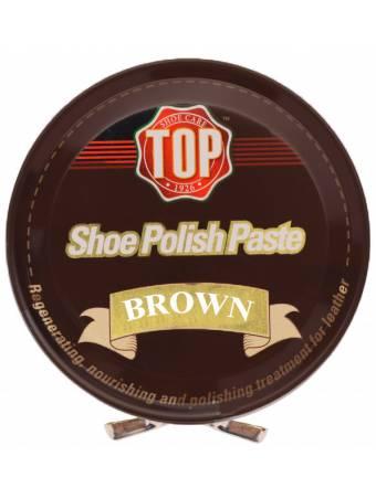 """Крем (паста) для обуви """"Paste"""" коричневая"""