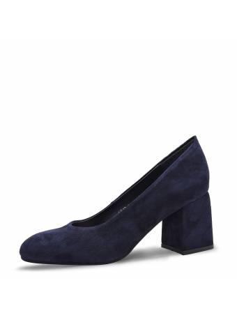 """Женские туфли """"Se7en"""" синие"""